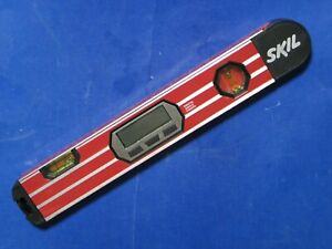 SKIL 0 220° DIGITAL ANGLE FINDER LCD PROTRACTOR 15quot; OVA AND RULER $45.99