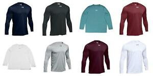 NEW Under Armour Mens Athletic Tee 2.0 Long Sleeve Locker Loose Fit T Shirt $29.95