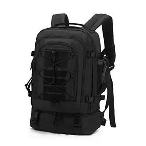 28L Tactical Backpacks Molle Hiking daypacks for Motorcycle Camping 28l black