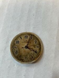1940s Rolex Bubbleback Dial and Hands $450.00