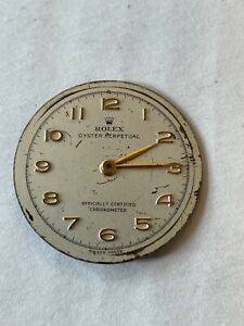 1940s Rolex Bubbleback Dial and Hands $650.00