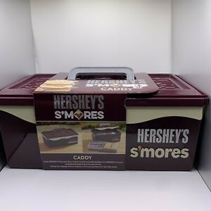 HERSHEYS 01211HSY SMores Caddy with Tray Brown