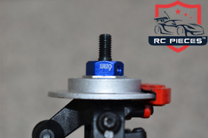 GPM RACING CNC ALLOY HEX ADAPTER 6MM AXIAL RBX10 RYFT AXI232045 UPGRADE PARTS $22.90