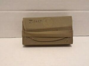 VINTAGE WWII BELDING CORTICELLI MILITARY SEWING KIT BOX $10.00