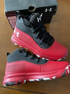 under armour shoes Boys Youth Size 1 NEW in Box $40.99
