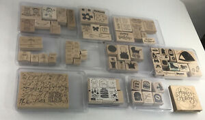 Large Of Stampin Up Stamps Happy Holidays Camping Tags So Much Happy Birthday $39.99