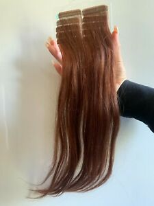 Real Hair Tape Extensions bundle 14 15.5 $40.00
