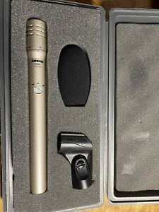 Shure SM81Condenser Wired Professional Microphone SM81 LC $274.12