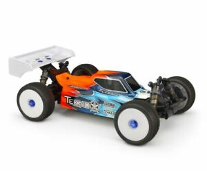 J Concepts S15 Tekno EB48 2.0 1 8 Buggy Clear Body $28.90