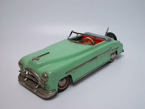 packard wind up german tin toy car