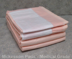 100 30x36 MCKESSON Ultra Heavy Absorbency Dog Puppy Training Pee Pads Underpads $38.99