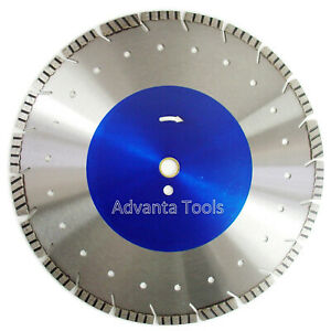 16 Diamond Saw Blade for Asphalt Concrete Brick Block Pavers Stone 12mm