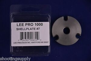 Lee Pro 1000 Shell Plate #7 30 M-Carbine 32 Auto 3220 New in Package #90655