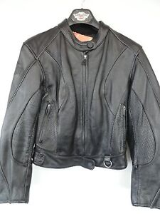 Harley Davidson Women's Volatile Leather Jacket