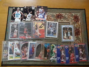 Assorted Sports Cards FootballNascarBasketball amp; 99 MLB Foto Ball #548