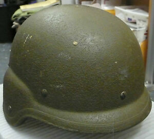 USGI PASGT  HELMET OLIVE DRAB EXCELLENT CONDITION NEW ACCESSORIES