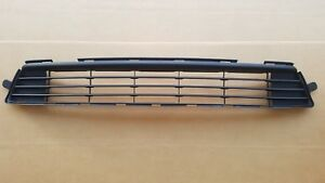 fits 2011 2012 2013 TOYOTA COROLLA Front Bumper Black Grille Lower Bottom NEW