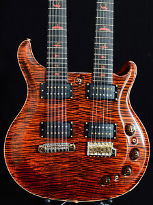 new paul smith prs private stock doubleneck