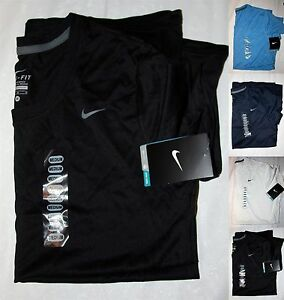 *NWT* NIKE Women's Legend DRI-FIT Stay Cool T-Shirt-Gym-Athletic-Sports