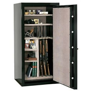 Amsec RF6528 HS Series Gun Safe 2 Hour Fire Rating UL Listed TL-30 Burglary Rate