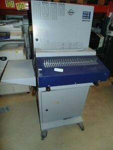LAMIREL MEGASTAR Punching And Binding Machine