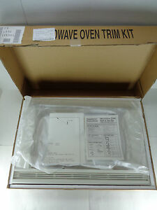 New GE Microwave Oven Built-In Trim Kit JX1530CCC 30