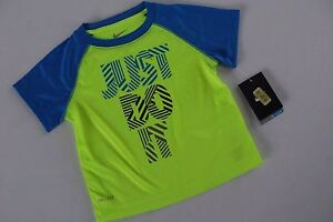 Nike Dry Fit Shirt Top Boy's Boy Size 2T NWT NEW Just Do It toddler