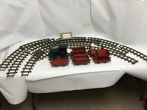 industrial train original bl 16 with track