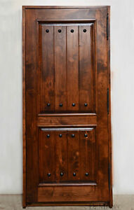 Stunning Hand-Crafted Solid Wood Doors by Monarch Custom Doors 36