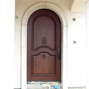 Stunning Solid Hand-Crafted Wood Doors from Monarch Custom Doors 36