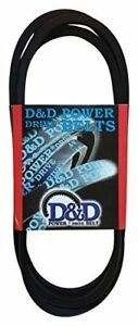 D&D PowerDrive A71 or 4L730 1 2 x 73in V Belt