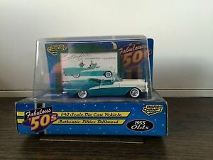 new 1 43 fabulous 50s diecast 1955 olds