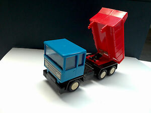 rare east german toy dump truck