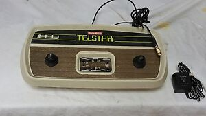 coleco telstar pong tennis hockey handball