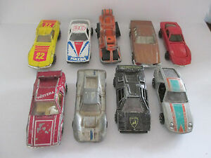 1970 playart kidco zee die cast car lot next day