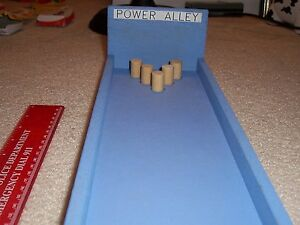 executive table top bowling game power alley