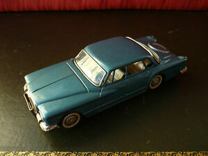 1960 s bandai japan tin friction plymouth