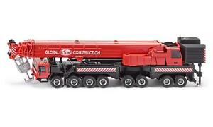 Siku 4311 - Mega Lifter Crane Global Construction Diecast - Scale 1:55