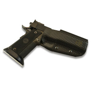 Idpa & Uspsa Holster Black Scorpion. Holster IDPA Pro Competition STI 2011