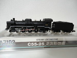 micro ace n scale a7102 c55 25 second