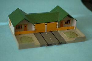 m1814 motel chalet and garages without box
