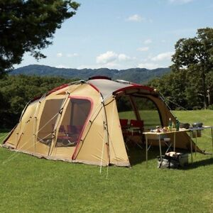 SNOW PEAK TORTUE LIGHT TENTS TP 750 New Outdoors Camp Goods 4 people F S