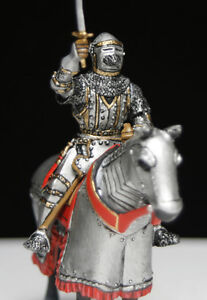 lombard knight of the 13th century mounted