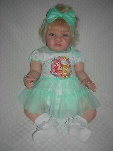 reborn toddler baby girl grant by michelle