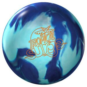 Storm Tropical Surge TealBlue Bowling Ball