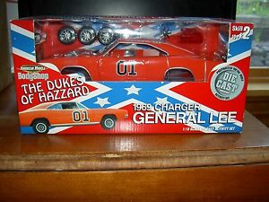 ertl 1969 dodge charger body shop dukes of
