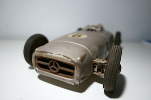 rare 1955 mercedes benz w196 fangio race car