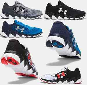 Under Armour Spine Disrupt Sneakers Boys Running Shoes IDEAL FOR RUNNING