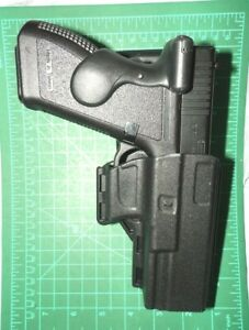Uncle Mike's 74217 RH IRT Competition DO Belt Holster Glock 17 19 22 23