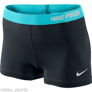 NEW! BlackTeal [XS] NIKE PRO Compression 2.5